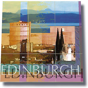 Digital Ceramic Tiles by Edinburgh Ceramics.